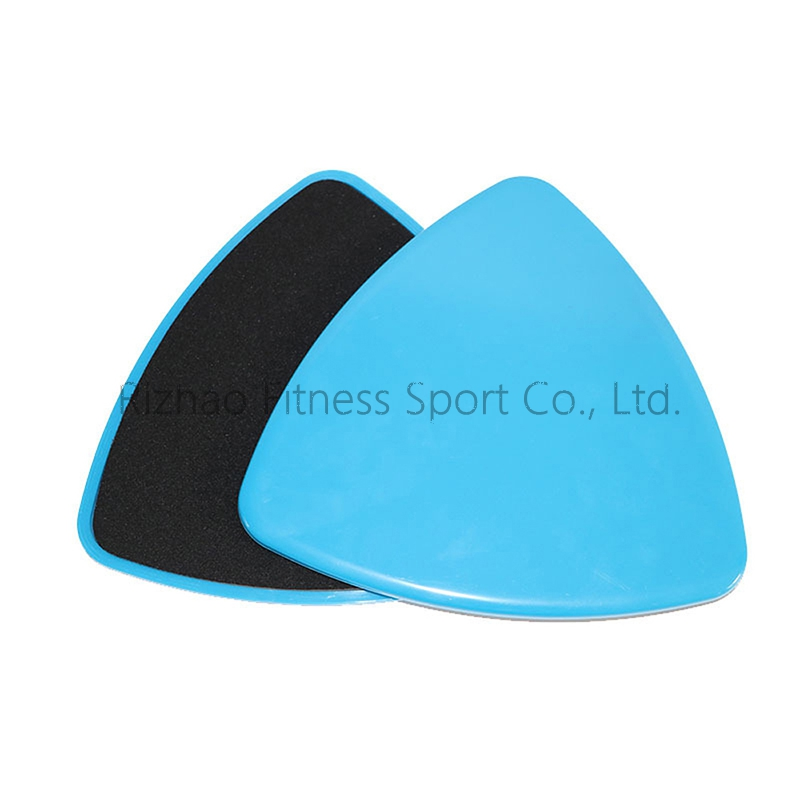 High Duty Plastic Triangle Dual Sided Core Sliders Sliding discs